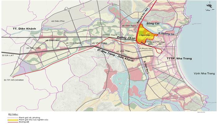 Bản đồ quy hoạch thành phố Nha Trang năm 2021 4